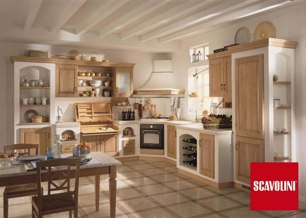 Cucina scavolini belvedere arredamenti piumazzo bologna - Cucine in muratura scavolini ...
