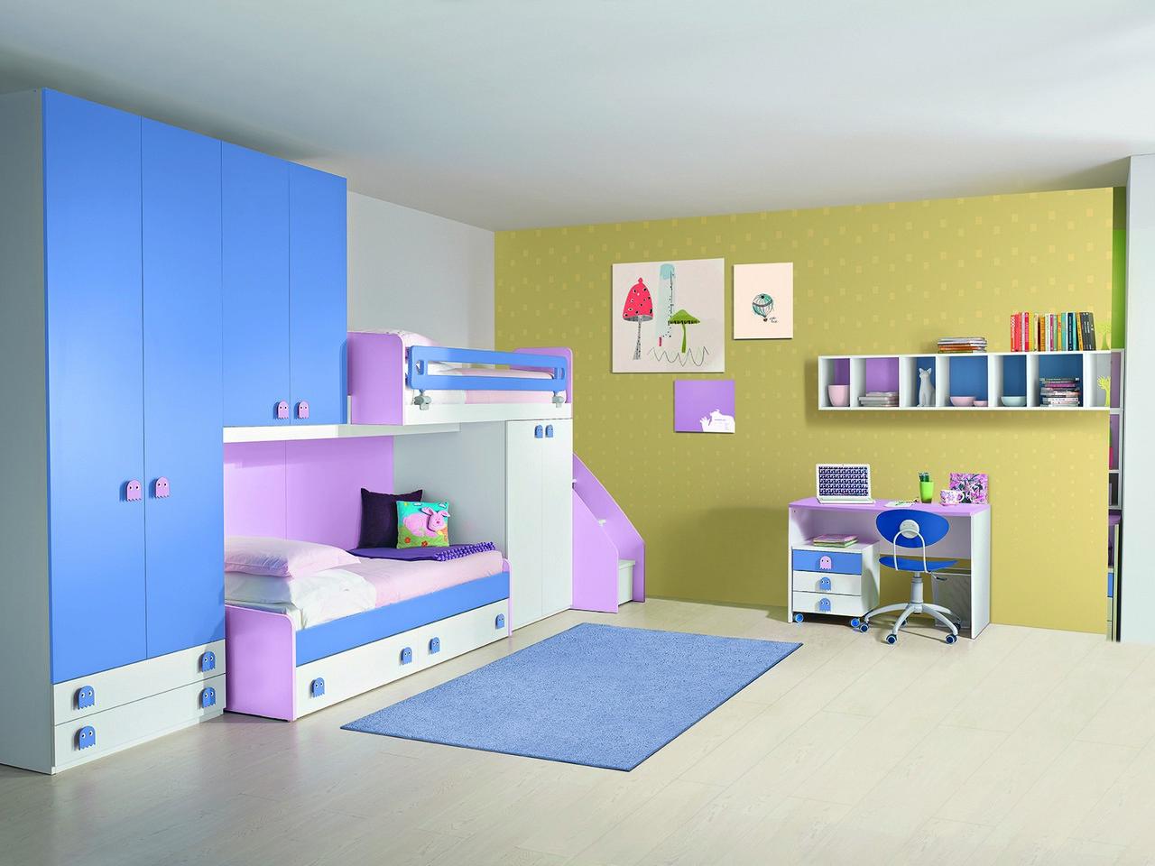 Camerette per bambini colombini camerette per bambini - Colombini camerette prezzi ...