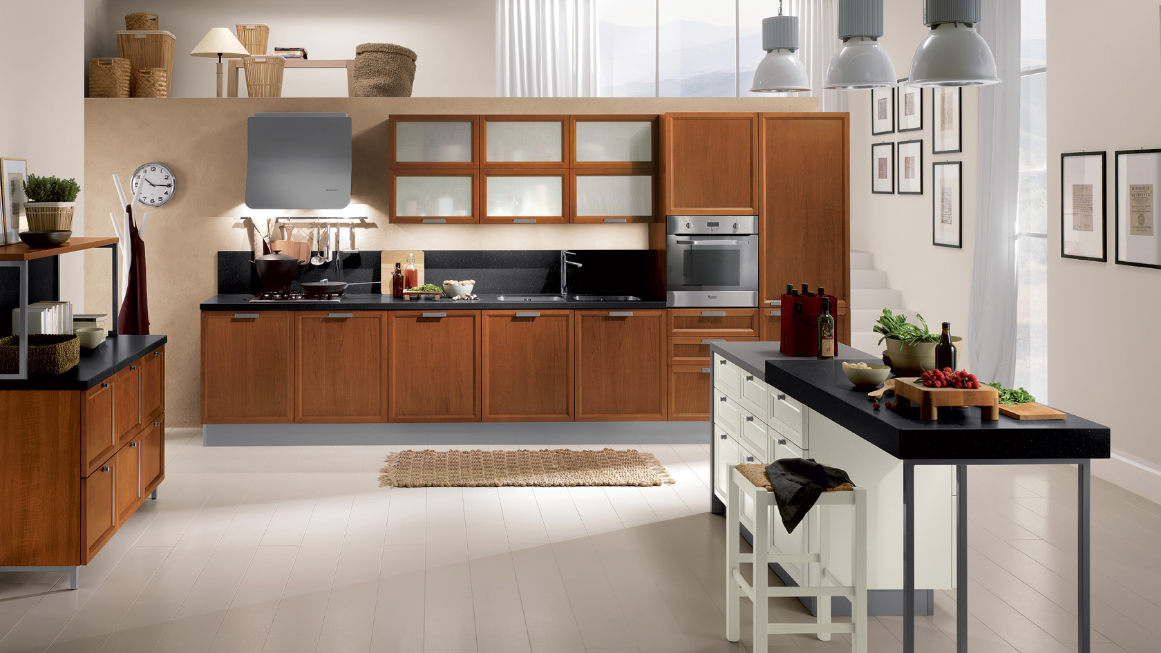 Cucina scavolini atelier arredamenti modena 5 for Bulgarelli arredamenti modena