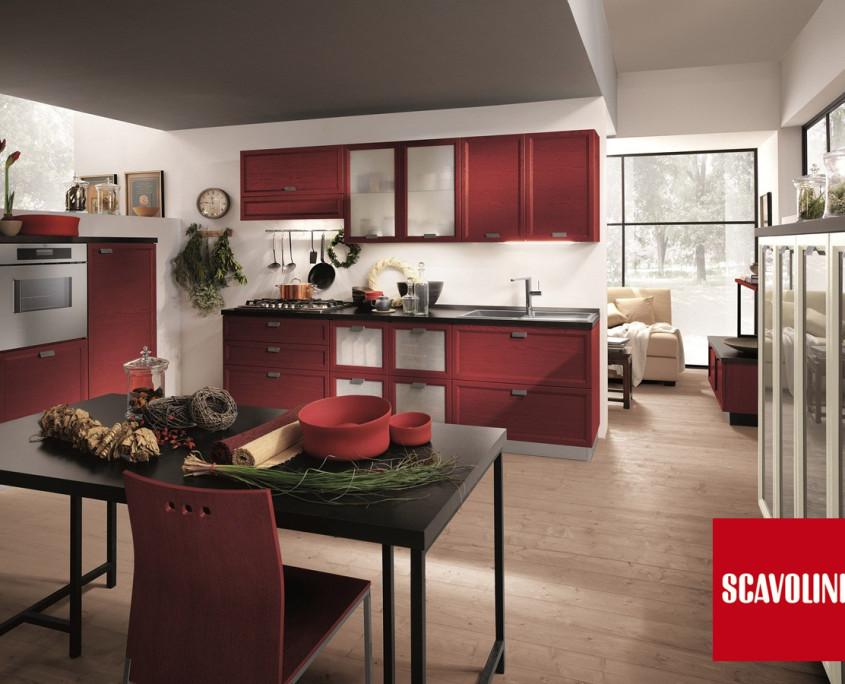 Cucina scavolini atelier arredamenti casarini modena for Arredamenti modena