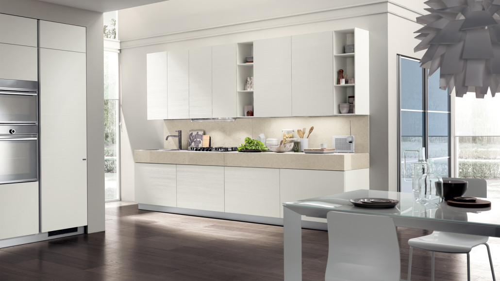Cucina scavolini liberamente arredamenti modena for In cucina arredamenti roletto