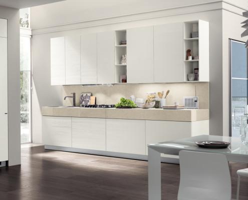 Cucina scavolini liberamente arredamenti modena - Maniglie cucina scavolini ...