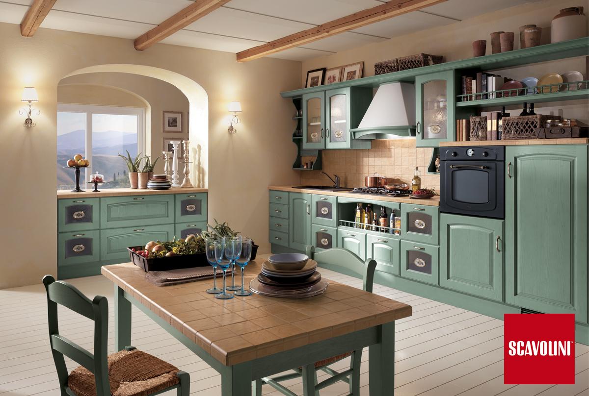 Cucina scavolini madeleine arredamenti casarini bologna - Cucine scavolini basic ...