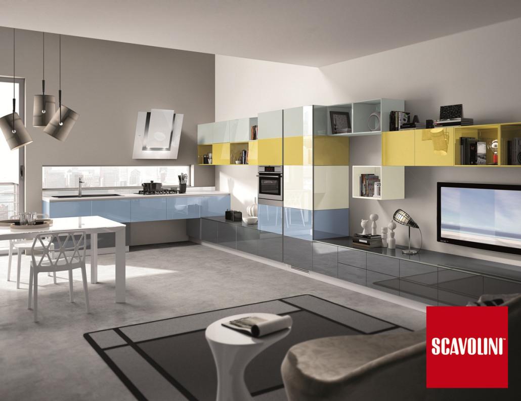 Cucina Scavolini Tetrix - Arredamenti Casarini - Bologna
