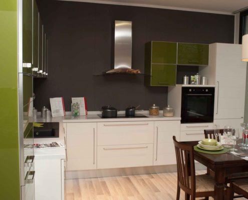 Occasione Cucina Scavolini modello Rainbow/Crystal - Arredamenti ...