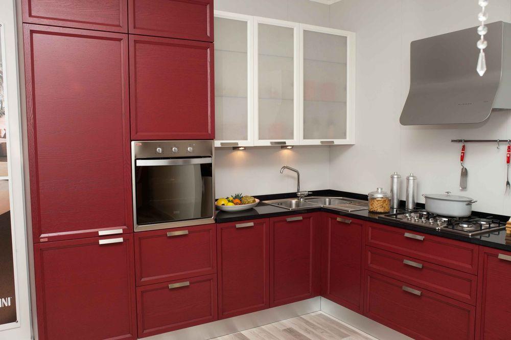 Cucina Scavolini Atelier in saldo | Casarini Arredamenti Modena e ...