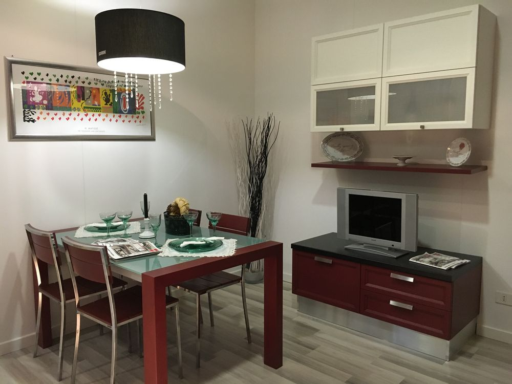 Cucina Scavolini Atelier in saldo   Casarini Arredamenti Modena e ...