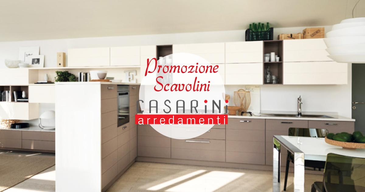 Promozione Scavolini: forno a vapore gratis se acquisti una cucina