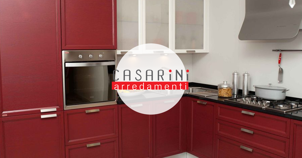Cucina Scavolini, modello Atelier in saldo - Arredamenti Casarini